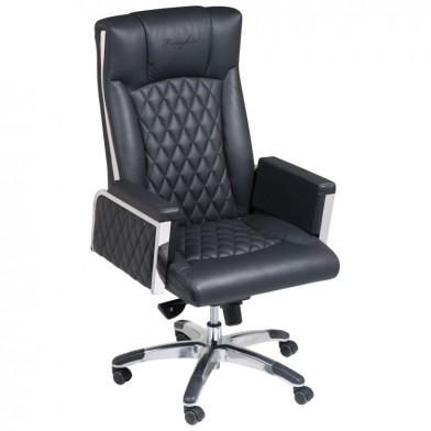 """Екстравагантен стол от естествена кожа """"ferraghini"""""""