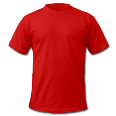 Red Shirt Design